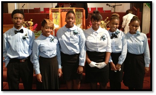 Junior Ushers