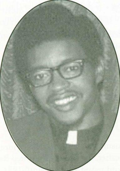 Rev. Douglas I. Miles