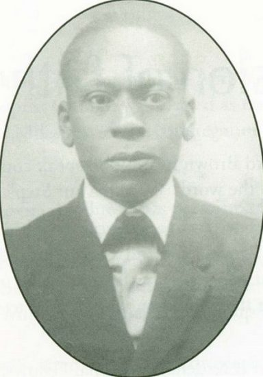 Rev. Ernest C. Brown