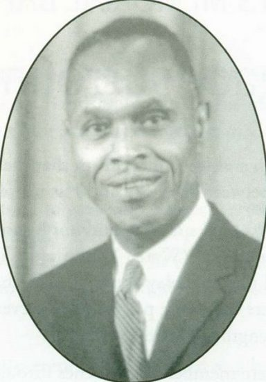 Rev. George Vanderford