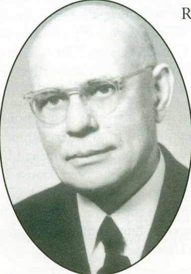 Rev. Paul J. Harris