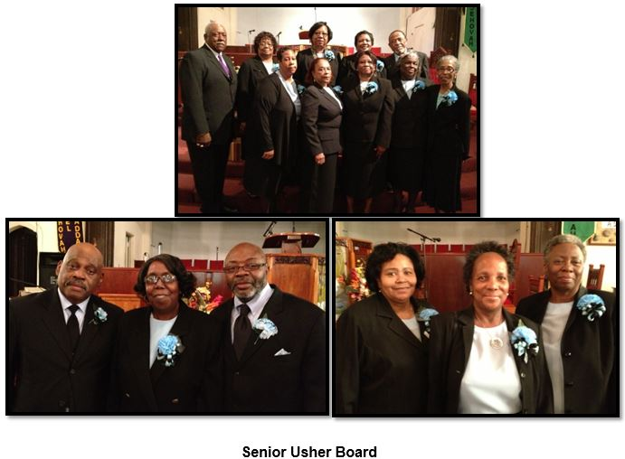 Senior Usher Board