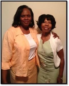 Deaconess Barbara Woodland & Missionary Elaine Raines